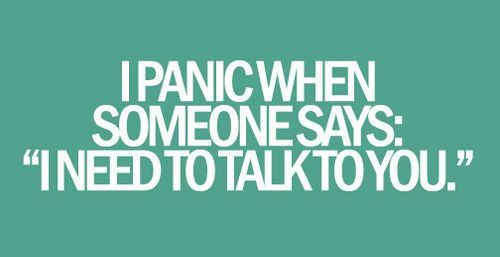It's true! I do panic every single time!Panic Attack, Heart, Life, Quotes, Sotrue, Funny, So True, Things, True Stories