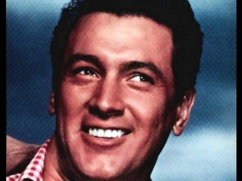 Newscast the day Rock Hudson died of AIDS