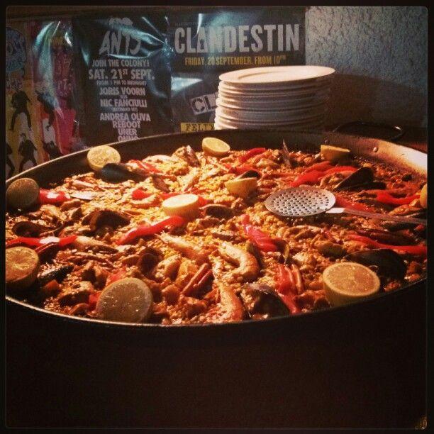 Paella a Ibiza