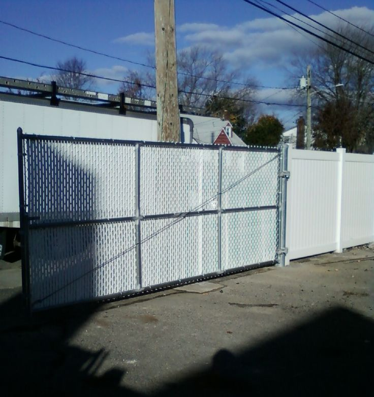 13 best Chain Link Fences & Gates images on Pinterest | Chain links ...