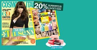 Ya están a la venta los nuevos números del mes de mayo 2013 de las principales revistas de moda en España. ¿Quieres saber que regalos traen con ellas? ...  #revistas #moda #cosmopolitan #elle #marieclaire #vogue #woman #glamour #telva #baratuni #regalosporcompra #regalosrevistas
