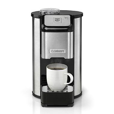 Cuisinart One Cup Grind And Brew Filter Coffee Machine From Lakeland
