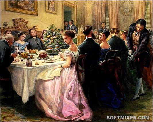 Александр Сергеевич Пушкин не был утонченным гурманом, но толк в еде знал...