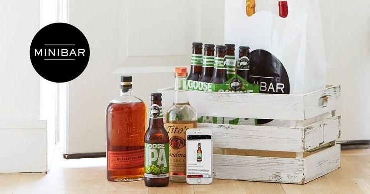 Minibar - Beer/Wine/Liquor Delivery