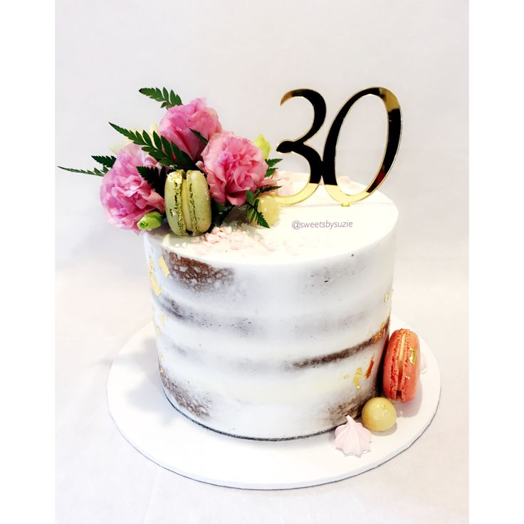 Best 25+ 30th Birthday Cakes Ideas On Pinterest