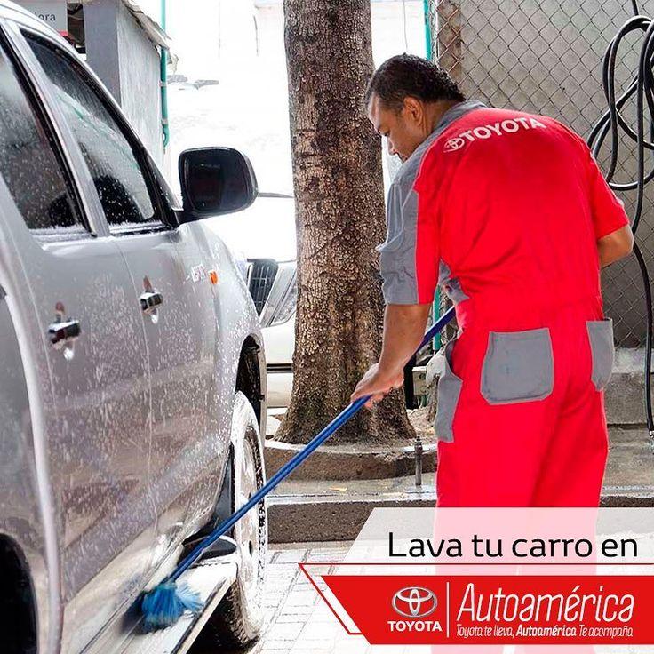 Conocemos tu #Toyota 100%. Te esperamos para ofrecerte el mejor servicio de lavado y SPA, con todo el gusto y cuidado. #AutoaméricaSPA    #ToyotaEsToyota #Autoamérica #ToyotaColombia #Toyotero #Toyotalover #OffRoad #TeamToyota #ToyotaNation #Toyoteros #4x4 #Toyota #MantenimientoExpress #quickrepair #RepuestosGenuinosAutoamérica #ARB #ARBColombia #Solucar #OldManEmu #AeroKlas #MileMarker #HinoColombia #Hino #HinoToyota #HinoAutoamérica