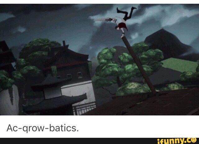 RWBY Qrow