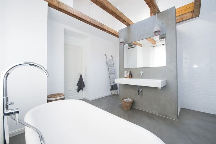 10 best fugenlose fl chen aus microzement b ton cir images on pinterest cement floors. Black Bedroom Furniture Sets. Home Design Ideas