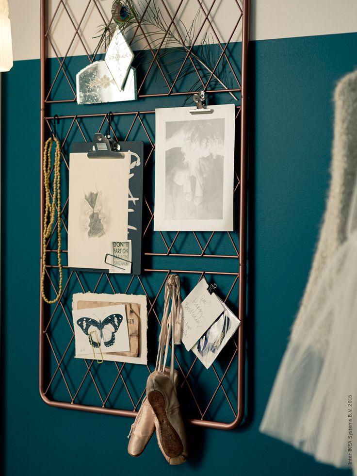 Romantiska rummet fyllt av minnen. Gör det själv med BARSÖ spaljé.