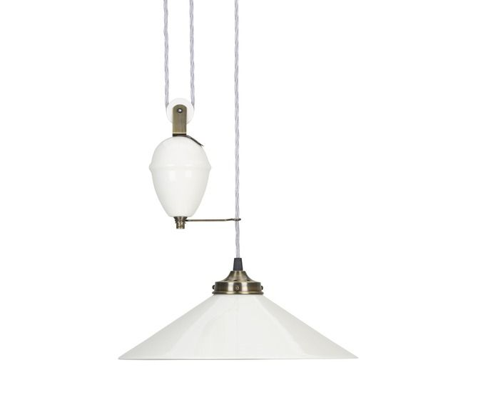Lighting Pendant Rise And Fall Lights Ceramic Light The French House