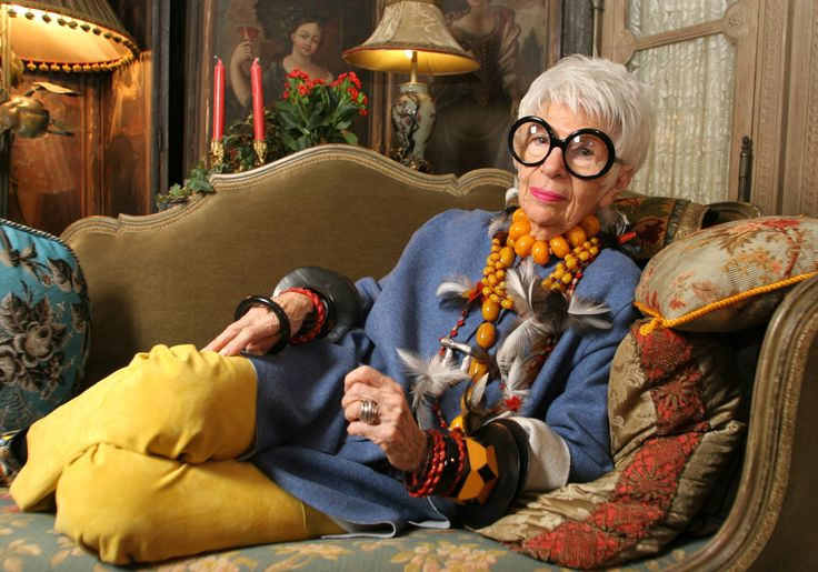 At the very tender age of 95, American fashion icon—and now tech guru—is showing the world what it really means to grow old gracefully while treasuring a joie de vivre.