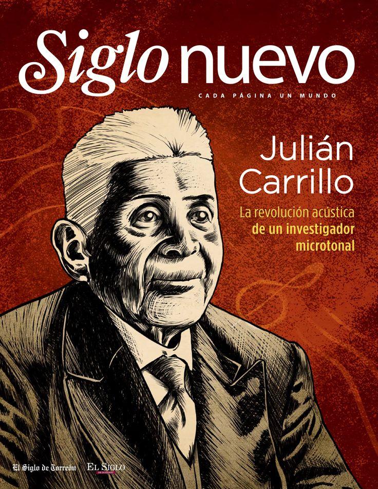 Esta es la portada de hoy en Siglo Nuevo, busca la revista entre las páginas de la edición impresa de El Siglo de Torreón y su edición digital.