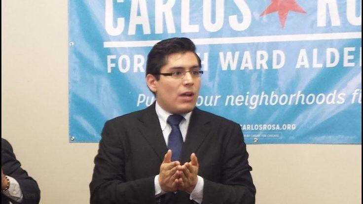 Democratic Socialist Could Fill Rep. Gutierrez's Seat