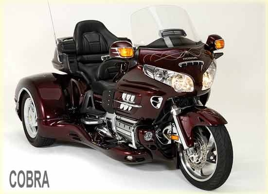 pictures of honda goldwing trikes - Google Search