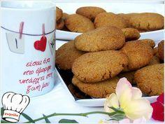 ΜΠΙΣΚΟΤΑ ΧΩΡΙΣ ΑΛΕΥΡΙ ΚΑΙ ΖΑΧΑΡΗ!!! | Νόστιμες Συνταγές της Γωγώς