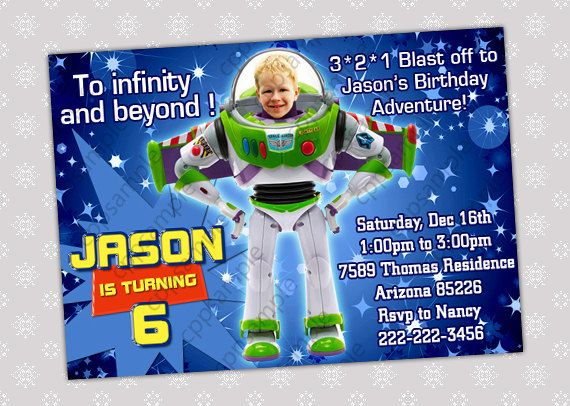 118 best Buzz Lightyear Birthday images – Buzz Lightyear Birthday Card