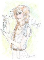 Calypso... I feel so sorry for her... (you won't understand if you haven't read the books)