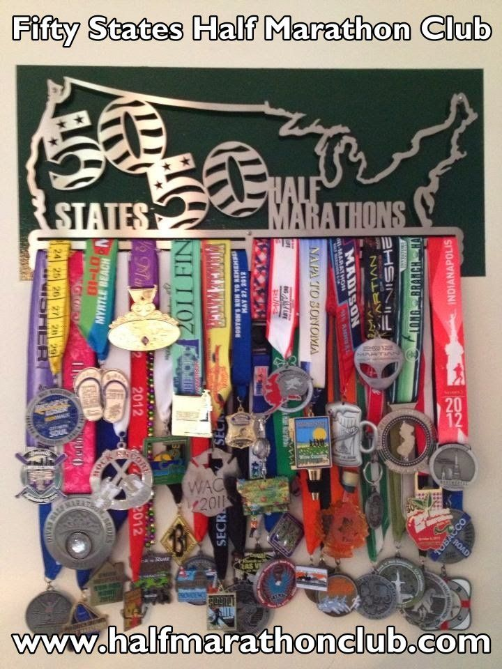 Half marathon - Half marathons - Running Half Marathons - 1/2 marathons - Over 200 Discounts to members - Fun Members - Awesome Gold Cup Personally engraved trophies - Great Annual Member Meet Up at a new destination every year - Self Paced Challenges - No minimum requirements to join - Not time requirement to finish any of the challenges - All runners welcome! www.halfmarathonclub.com  #halfmarathon #halfmarathons #bling