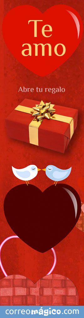 Descarga tarjetas e imágenes Amor para saludar por whatsapp o compartirla en todas las redes