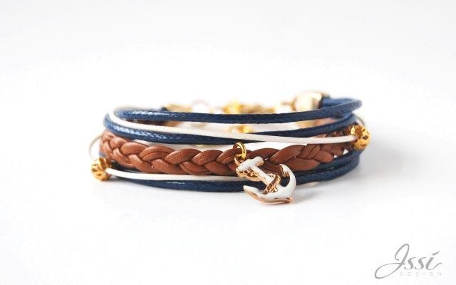 ISSI jewelry  anchor bracelet