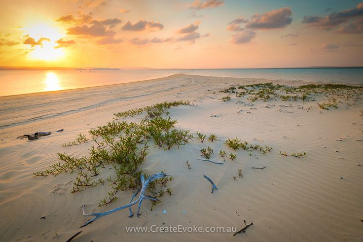 Beautiful Bawaka in Northeast Arnhem Land at sunset.