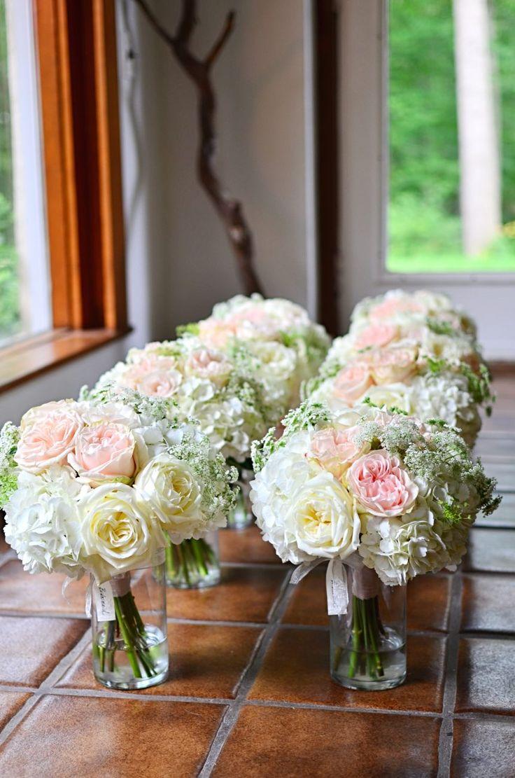 Flowers: Koko Floral Design  #ラスティック #海外ウェディング #夏 #ブライズメイドブーケ