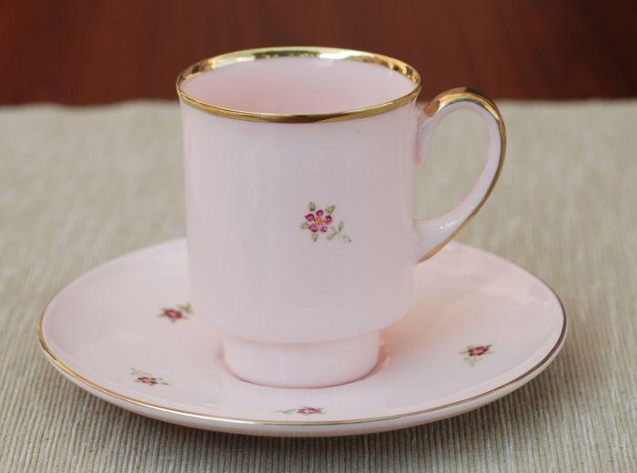 London cup (pink porcelain)