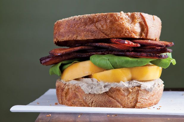 The Swinery's version of the classic BLT. #food