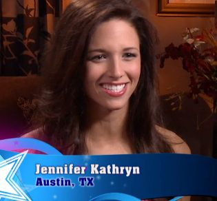 """While you won't get to meet Jennifer Kathryne on this week's episode of CMT's """"Dallas Cowboys Cheerleaders: Making the Team,"""" Zap2it has your first look now at a deleted scene featuring the 24-year-old dance instructor and choreographer from Austin, Tex."""