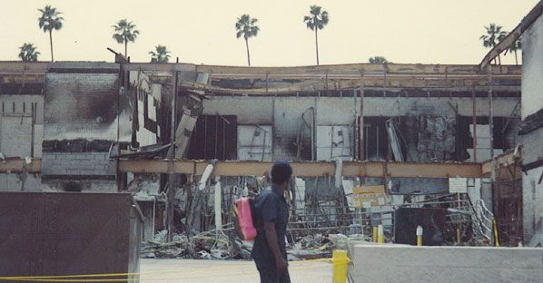 We've been forewarned: LA riots with Rodney King is what should be expected to happen in Ferguson  Bay State Conservative News on Facebook - https://www.facebook.com/pages/Bay-State-Conservative-News/232712126794242