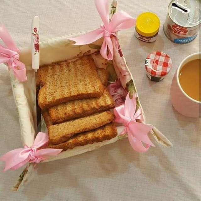 طريقة صنع سلة الخبز من بقايا القماش اشغال يدوية Handmade Ideas Decor Blog Blog Posts
