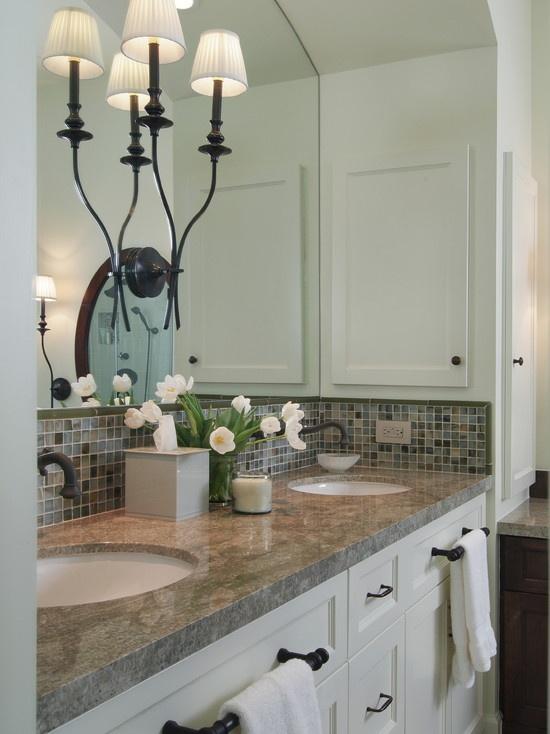 die besten 17 bilder zu bathroom auf pinterest | alte spiegel, Hause ideen