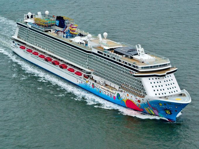 Built at the Meyer Werft shipyard in Papenburg, Germany, the 146,600-ton Norwegian Breakway is the largest cruise ship ever built in the cou...