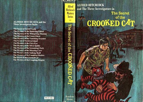 Reviews by Mark West for the first 30 books in the Three Investigators series, as written by Robert Arthur, William Arden (Dennis Lynds), M V Carey (Mary Carey) and Nick West