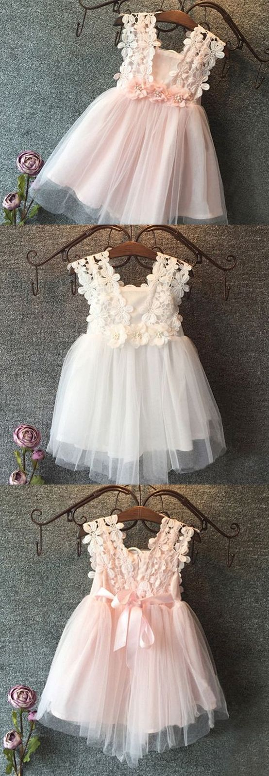 130 Sweet Flower Girl Dresses Inspirations https://bridalore.com/2017/07/02/130-sweet-flower-girl-dresses-inspirations/