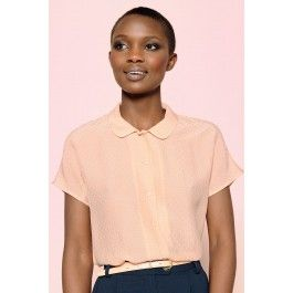 chemise valence blush @ DES PETITS HAUTS