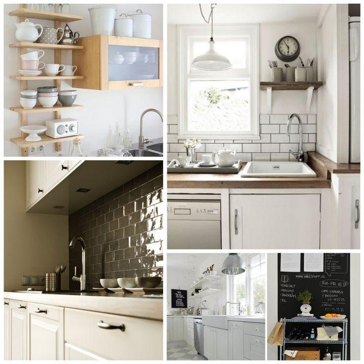 10 trucos para reformar tu cocina sin obras trucos - Reformar la cocina sin obras ...