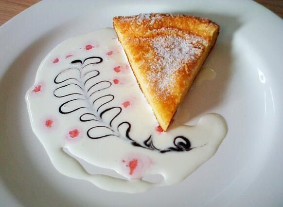 French Traditional Dessert Cake @Cielo_Bistro, Riau 162 & Lengkong kecil 73E Bdg