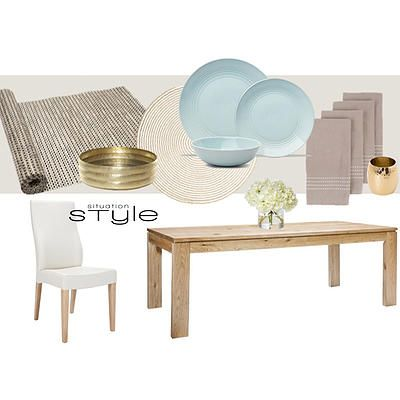 """""""Calm Your Farm"""" Go to www.situationstyle.com.au for product details and suppliers"""