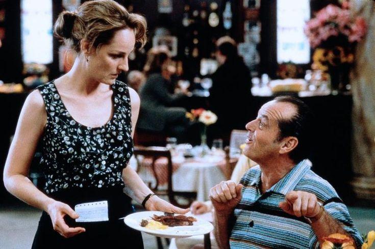 As Good as It Gets - Helen Hunt - Jack Nicholson