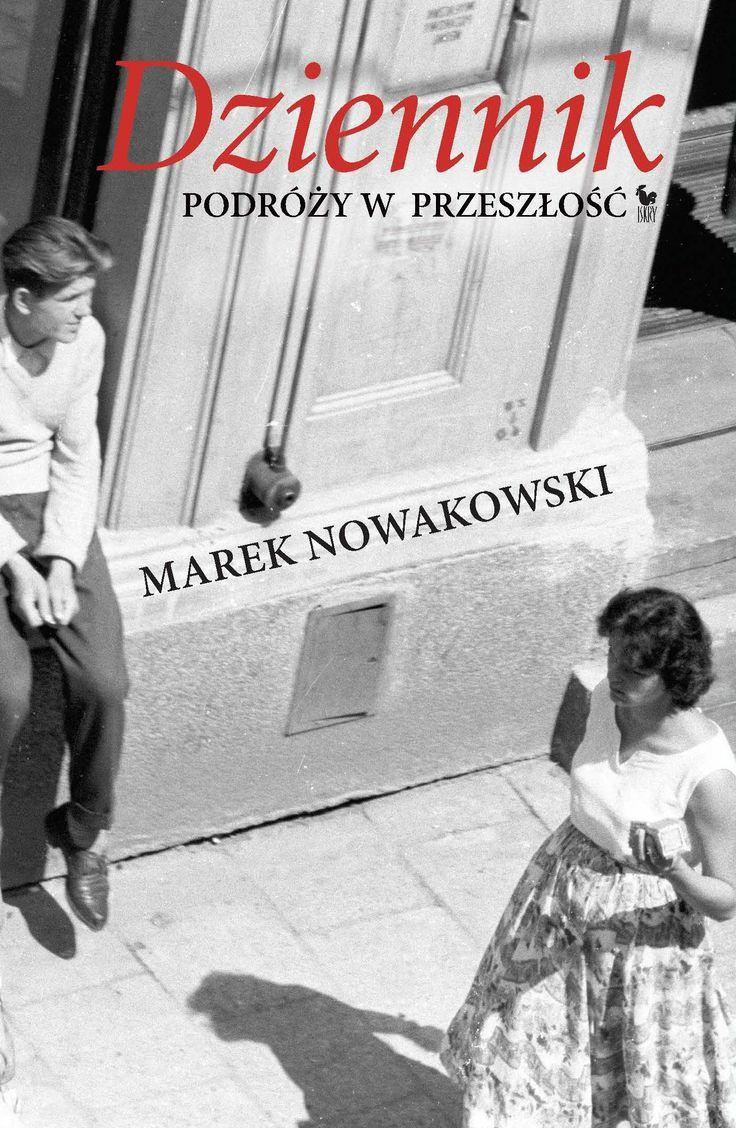 """""""Dziennik podróży w przeszłość"""" Marek Nowakowski Cover by Janusz Barecki Published by Wydawnictwo Iskry 2014"""