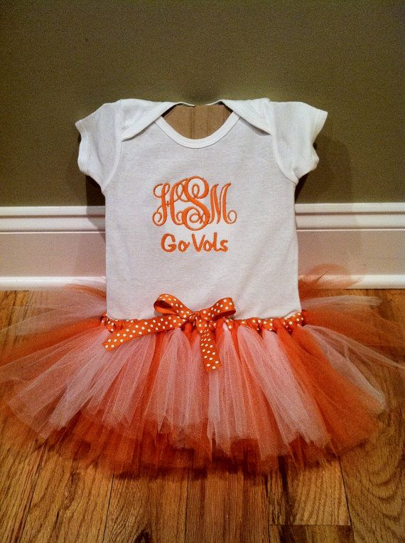 GO TENNESSEE VOLS by JCPrettyplease on Etsy, $35.00.  Obviously not TN but I love this idea