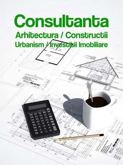 Consultanță Arhitectură Urbanism Construcții Investiții Imobiliare