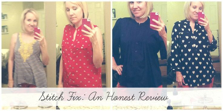 My honest Stitchfix review