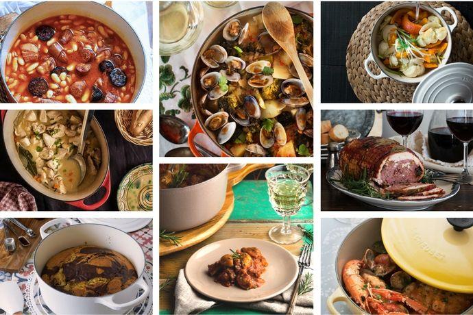 15 recetas fáciles para preparar en cocotte