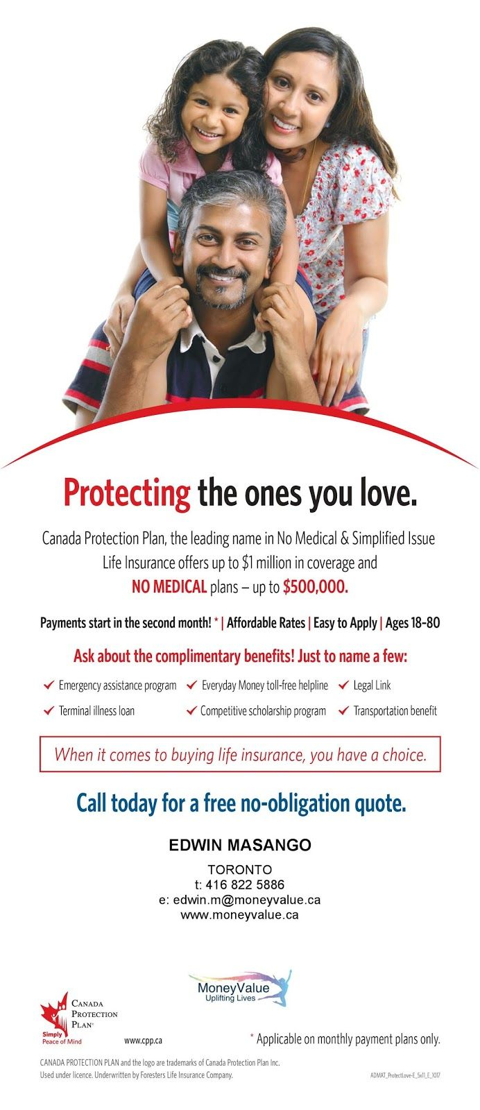 Moneyvalue Affordable Life Insurance Canada Affordable Life