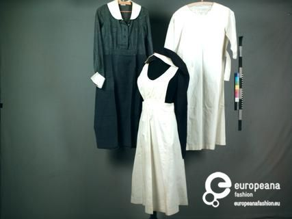 Verpleegstersuniform - Europeana