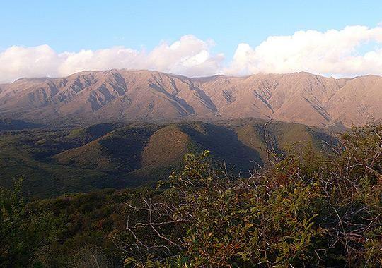Loma Bola - La Paz - Córdoba - Argentina