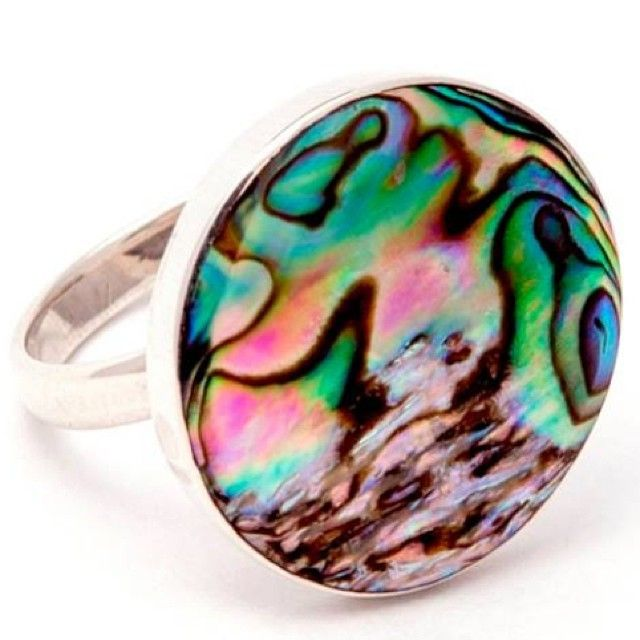 Brand New!! Rainbow Abalone Shell Ring!! This is a one off ring, only one available!! So many new treasures online and lots more coming daily! Watch out gypsy children! www.iheardtheyeatcigarettes.com xxx #jewelry #jewellery #ring #rings #boho #bohemian #hippy #hippie #gypsy #love