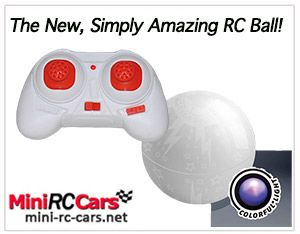 New! The Amazing RC Ball
